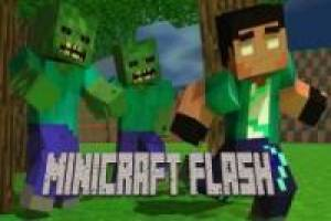 Minicraft Flash
