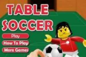 Lego Table Soccer