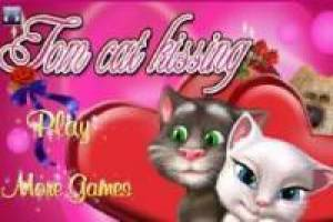 Talking tom y Ángela en San Valentín