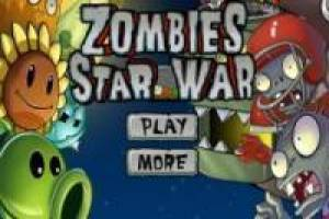 Plants vs Zombie: Star Wars