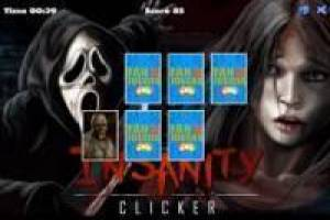 Insanity Clicker: Minne