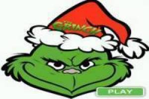 Free Paint the Grinch Game