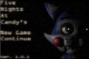 Five Nights at Candys