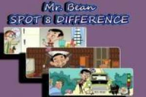 Mr. Bean: 8 Diferencias