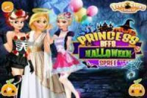 Gioco Disney Princess Dress Halloween Gratuito