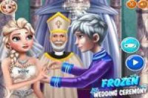Frozen: Ceremonia de boda