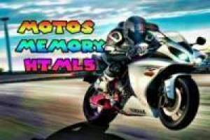 Free Motorcycle Memory HTML5 Game
