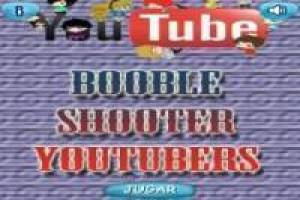 Juego Bubble Shooter YouTuber Gratis