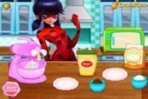 Cooking with Miraculous Ladybug