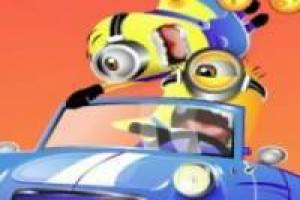 Minions karts racer