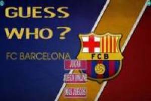Gues Who: F.C. Barcelona