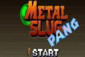 Free Metal Slug Pang Game