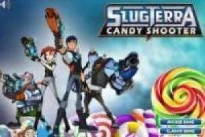 SlugTerra doces Shooter