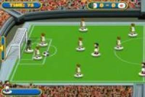 Free Flicking Soccer Game