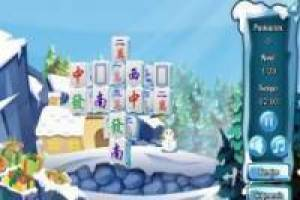 Frozen Tiles Mahjong