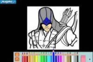 Assassins Creed Colorear