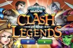 Juego Clash of the Legends Gratis