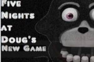 Juego Five night at doug´s Gratis