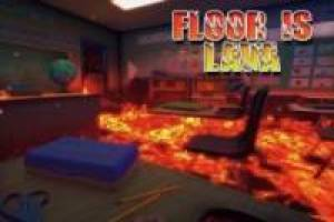 Laaaava.io, floor is lava