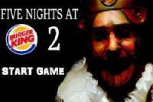 Juego Five Nights at Burger King 2 para jugar gratis online