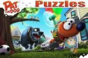 Juego Pat the dog: Puzzles Gratis