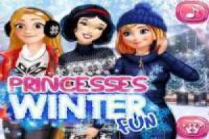 Disney Princesses: Christmas Activities