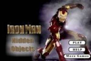 Iron Man: Objetos Escondidos