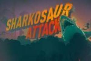 Free Sharkosaur Attack: The Shark-shaped Dinosaur Game