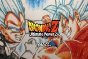 Ultimate power 2: Dragon Ball z