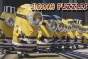 Despicable Me 3: jigsaw Puzzles
