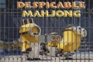Despicable Me Mahjong