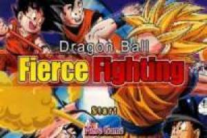 Juego Dragon Ball Fierce Fighting 2.1 para jugar gratis online