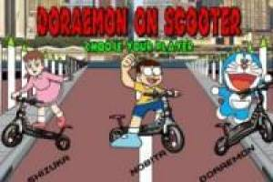 Doraemon: Carreras de scooter
