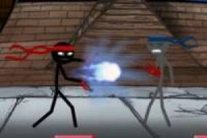 Free Stickman style Mortal Kombat Game