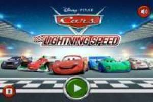 Cars: Speed ​​ray