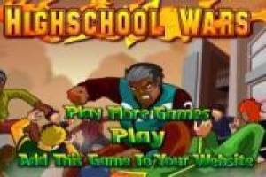 Juego High School Wars Gratis