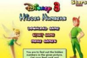 Disney: Hidden Numbers