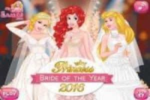 Gioco Disney Princess: The Bride of the Year Gratuito