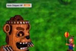 FNAF World Jumpscare