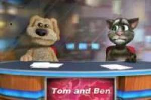 Talking Tom y Ben