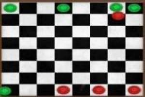 Checkers Mania: Damas