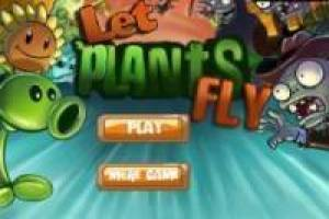 Plants vs Zombies: Lanzar bolas