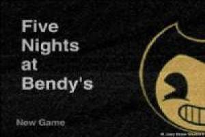 Juego Five Night at Bendy Gratis