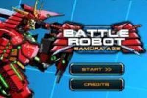 Robot Battle Samurai