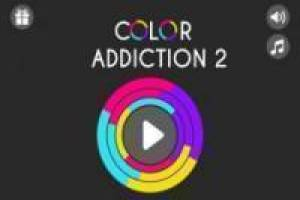 Juego Color Switch 2 Addiction Gratis