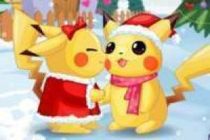 Free Kisses Pikachu Game