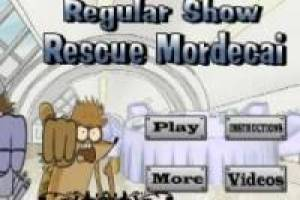 Regular Show: Rescue Mordecai