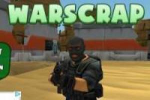 Warscrap. Io: A multiplayer war game