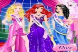 Disney-Prinzessinnen Miss Universe