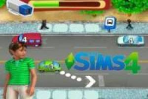 Traffic controls The Sims 4